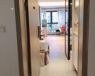 包物业,雨花客厅1室1厅1卫42平米整租精装
