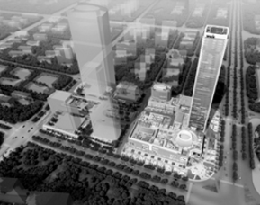 元通地铁周边又将开建两座高楼 5年后地下商圈赶超新街口