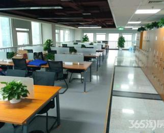 河西奥体 新城科技园 中胜地铁口 精装整层1280平出租 新