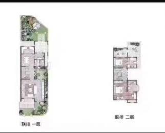 江北核心区 扬子江隧道口200米 联排别墅 已开盘直接认购