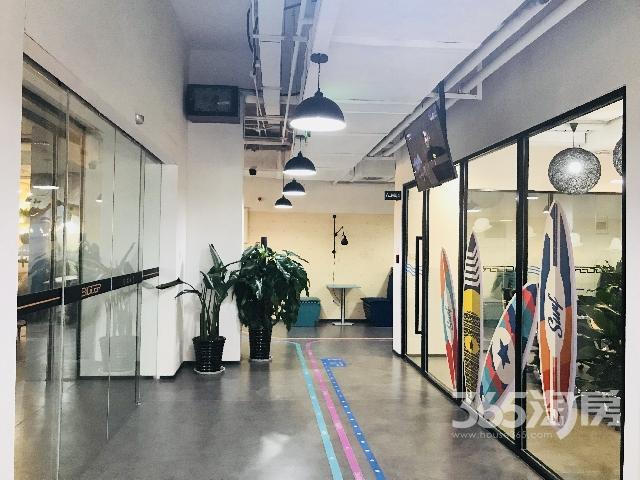 找写字楼办公室联合办公精装拎包入住费用全免