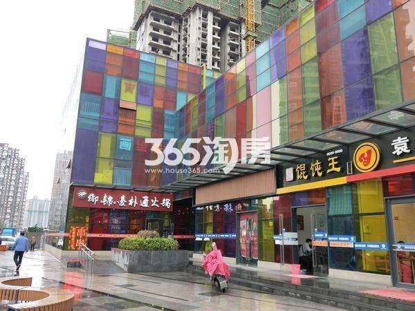 御锦城周边商业配套图