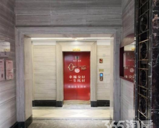 恒大龙珺5室3厅3卫244平米毛坯产权房2017年建