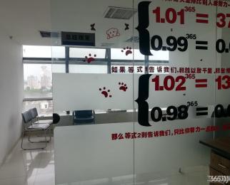 天正国际广场 双地铁 精装修 可注册 交通便利 随时看房