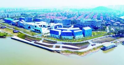 秦淮河江宁段打造集文化体验、休憩、商业于一体的风光带