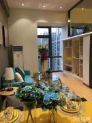 政务区一手精装修挑高公寓 周边商圈配套成熟 居住方便 现房