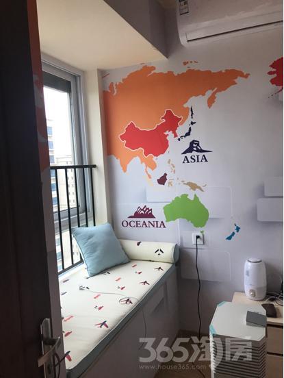 碧桂园凤凰城3室2厅1卫92平米精装产权房2016年建
