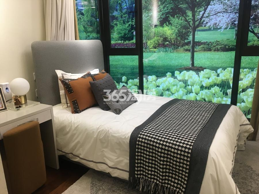 新城香悦公馆A4户型138方样板房——次卧