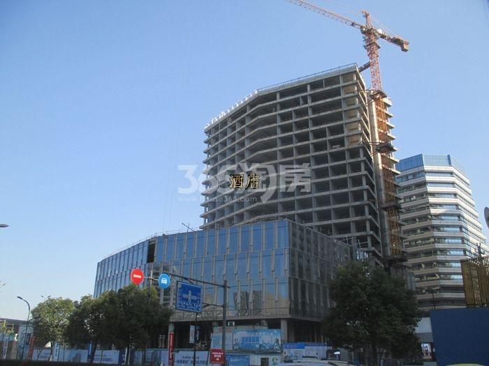 杭州新天地实景图