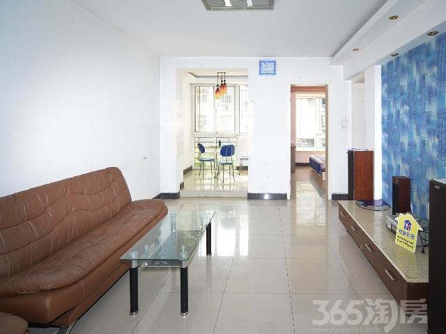 福嘉园2室1厅1卫87.15平米2004年产权房精装