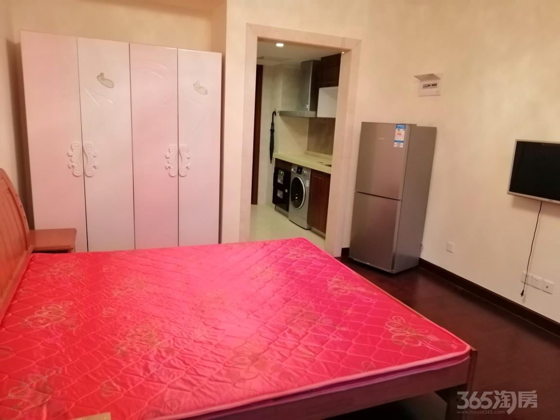 恒大御景湾1室0厅1卫48平米整租精装