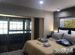星悦城江北三号线星火路站地铁口48米双钥匙挑高公寓