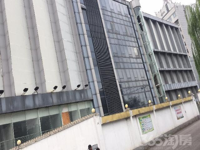 市中心淘宝城整栋低价急售黄河东路45号16100㎡可注册公司