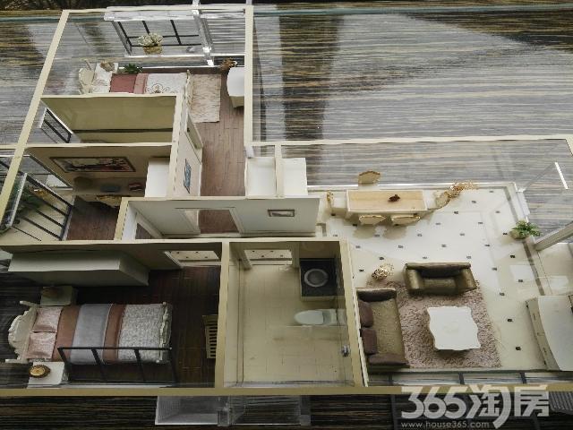 华海城市广场3室2厅2卫127.00�O2016年产权房毛坯