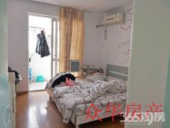 铁心桥春江新城 精装一室一厅 有钥匙随时看房 家具家电齐