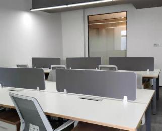 绿地之窗 带家具5A甲级写字楼可注册平层南京南站地铁站旁