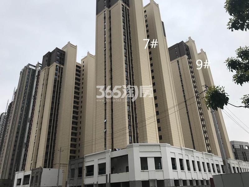 龙湖春江紫宸实景图