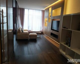 德基世贸一号 一室 酒店式公寓 高端奢华 地铁上盖