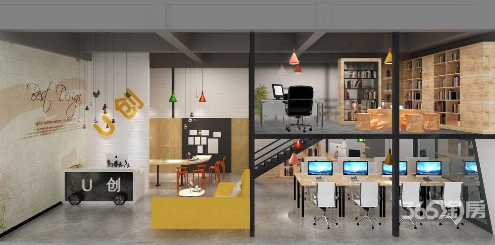 南洋商贸广场花伴创客空间扶持初创业者300元每月