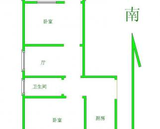 镇江路回龙桥黄金楼层装修好两房高性价比看房方便对外急
