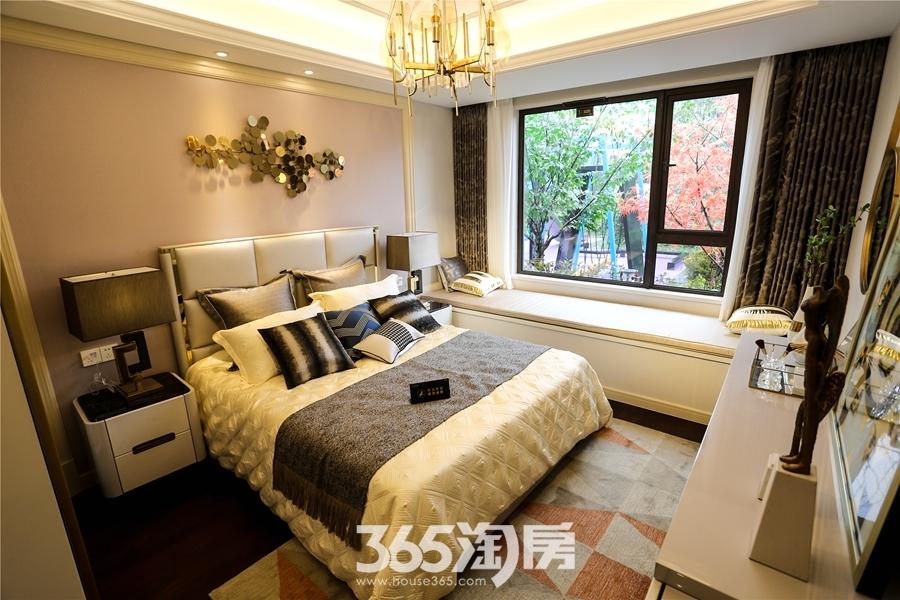 伟星金悦府123平样板间-卧室