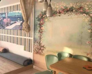 金湾嘉园1室2厅1卫80平米整租精装