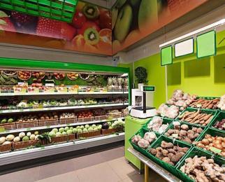 麒麟门 商业门面 共2层 2400平 目前做超市 有兴趣可电话