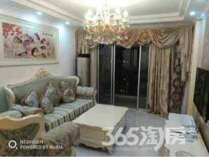 新旅城花园2室2厅1卫80平米整租精装