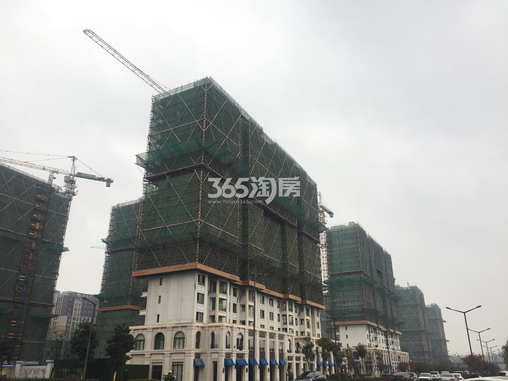 万科大都会在建A2#施工图(12.28)