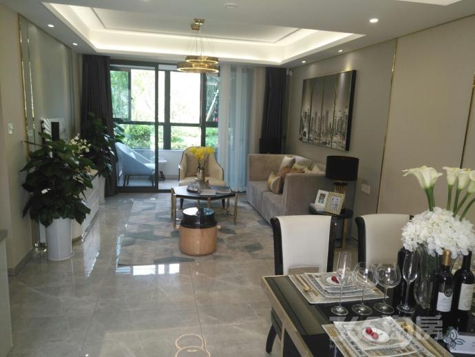 中南・熙悦3室2厅2卫126平米2017年产权房豪华装