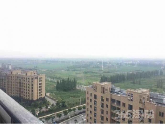 海韵江南3室2厅2卫103平米豪华装产权房2015年建满五年