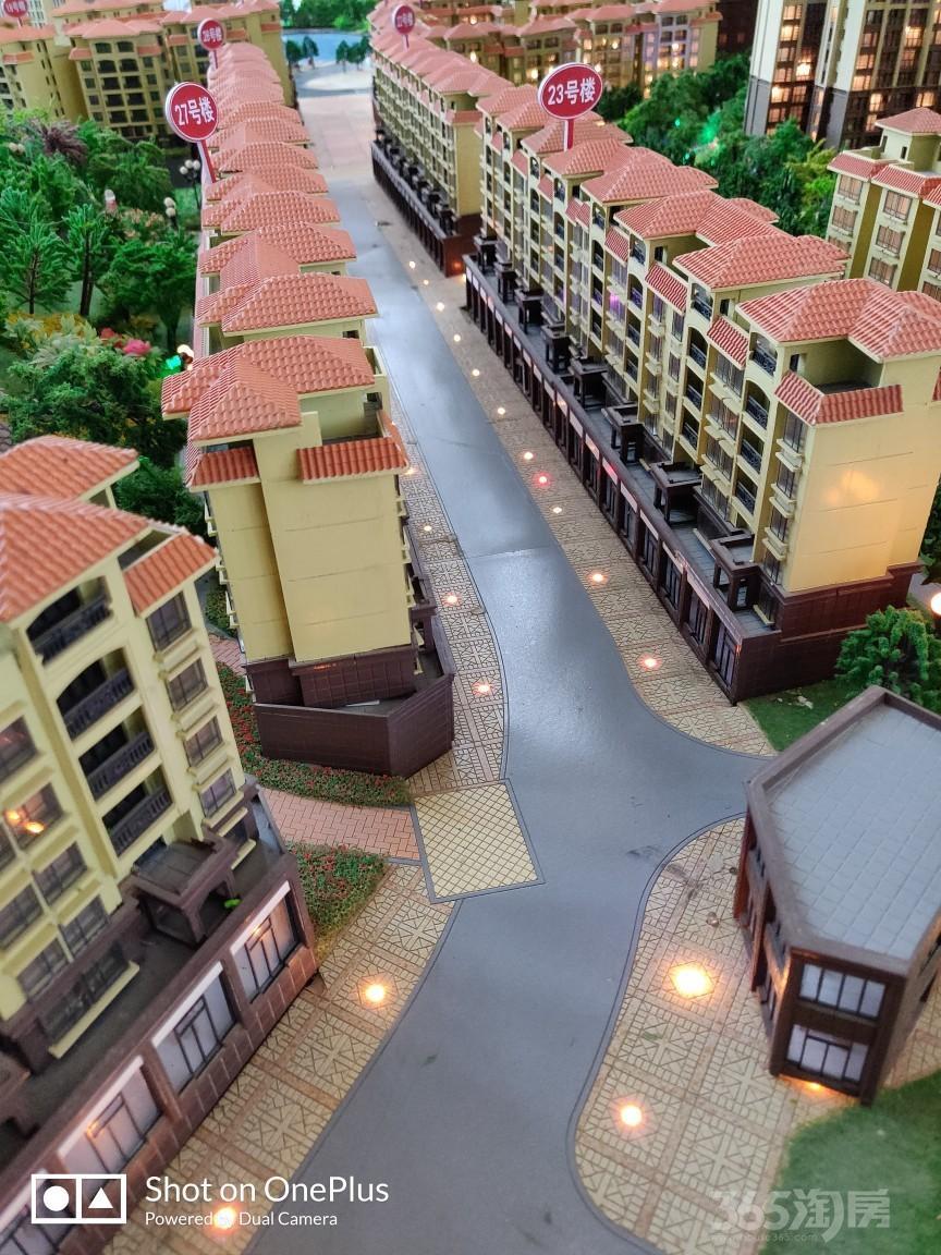 盛世国际城3室2厅1卫88平米2018年产权房毛坯