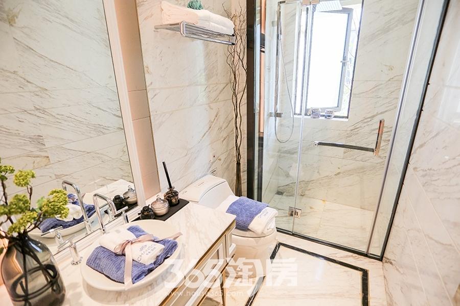保利香颂152平样板间-卫浴