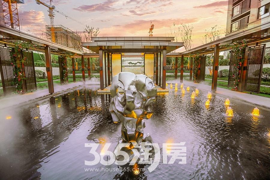 大发融悦东方示范区-环境(2018.8摄)