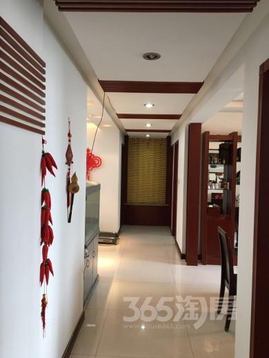 东恒阳光嘉园3室2厅1卫115.76平方产权房精装