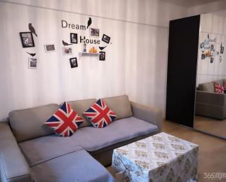 辰龙雅苑1室2厅1卫57平米精装整租