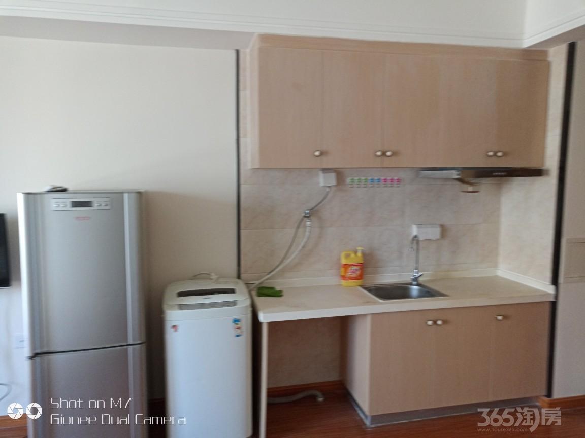 昆山万达广场1室1厅1卫54平米整租精装