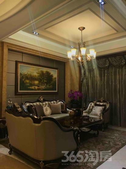 雅居乐滨江国际7室6厅4卫440平米豪华装产权房2016年建