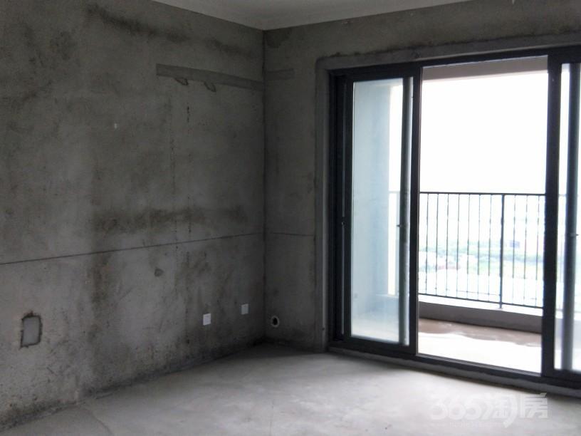 骋望七里楠3室1厅2卫107平米2018年产权房毛坯