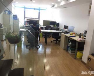 鼓楼 清江苏宁广场 精装写字楼出租 拎包办公