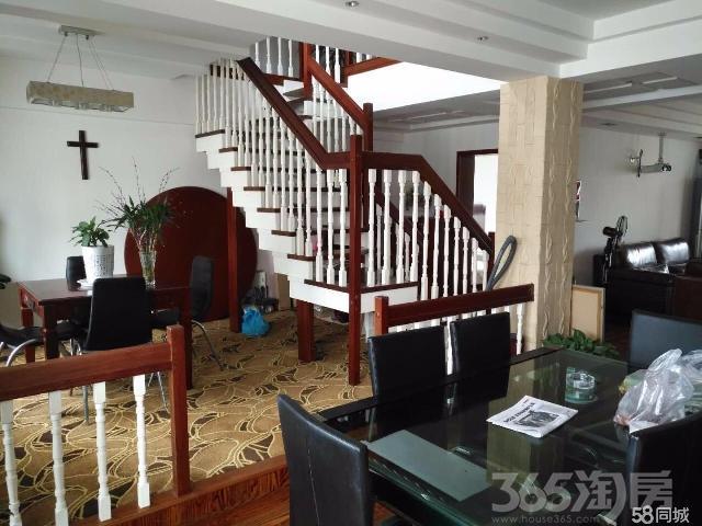 紫薇花园4室2厅3卫198.6�O2005年满两年产权房豪华装