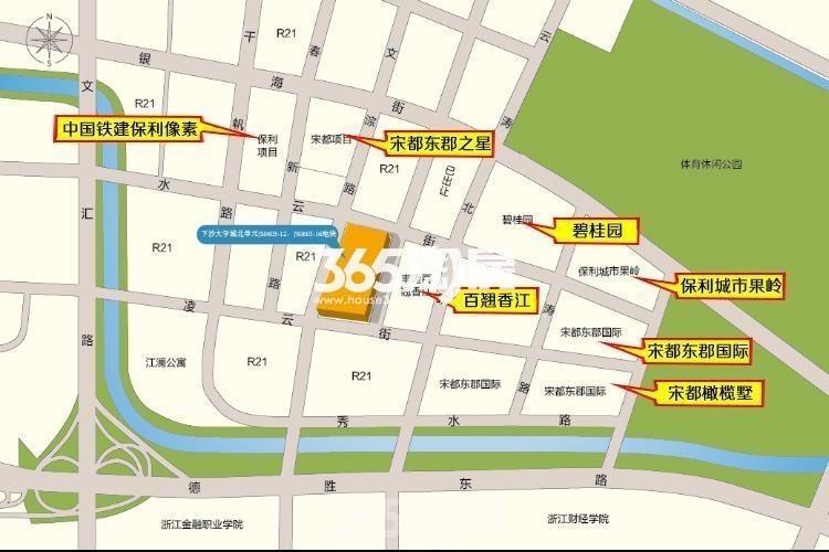 晓春城(都会钱塘东区)