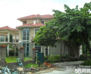 小岛花园一期独栋别墅1-3楼带1000㎡私家大花园值得珍藏