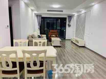 深业滨江半岛3室2厅2卫133平米整租精装