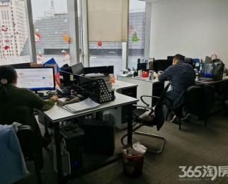 珠江路新街口地铁口 精装修带家具 可注册 格局方正实用面