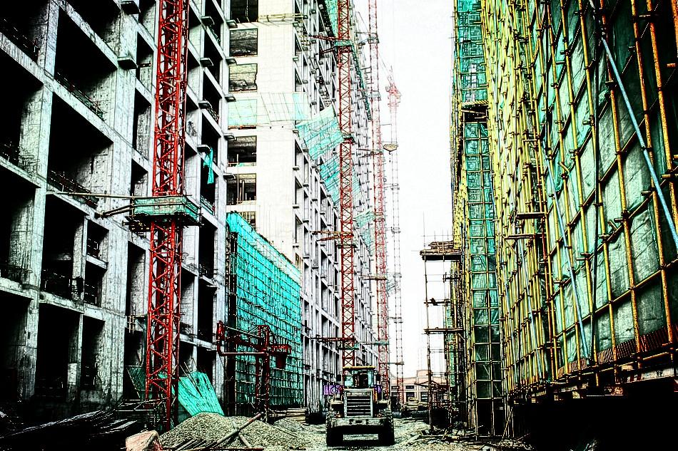 精品工程缔造品质生活 揭秘中天健广场工程进度