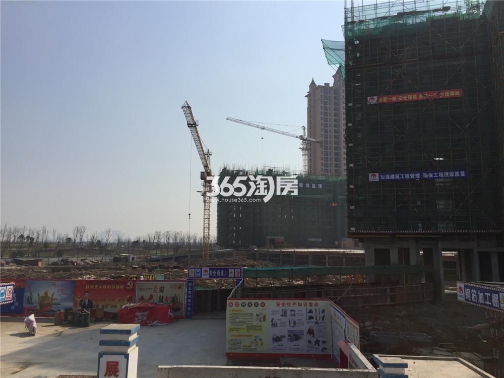 雅居乐滨江国际实景图(2.13)