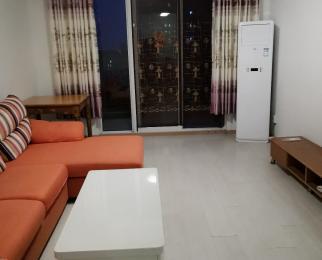 群盛北江豪庭3室2厅1卫105.06平米精装整租