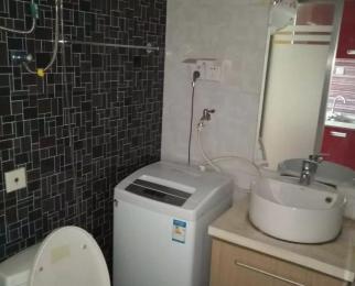 出租利韵康城1室1厅1厨1卫精装单身公寓