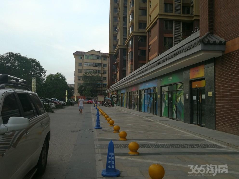 西安北二环内五证齐全70年产权一层独立临街现铺出售